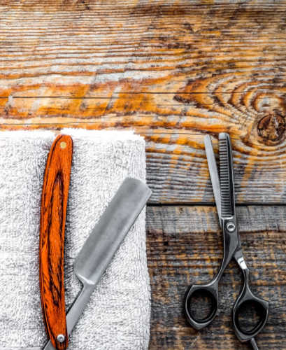 sharpening services for hairstylists