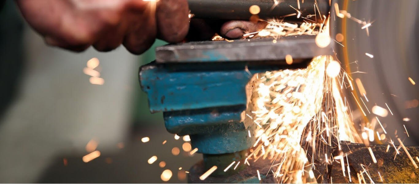 Tool sharpening for Industrial Needs