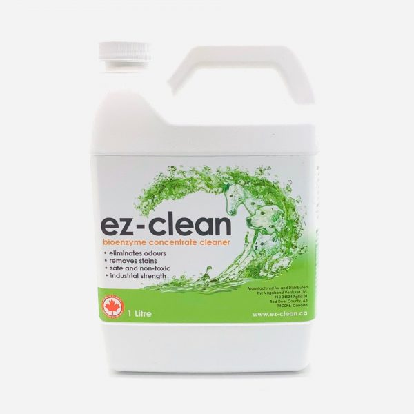 EZ Clean Biodegradable Cleaner - 1 Litre Jug