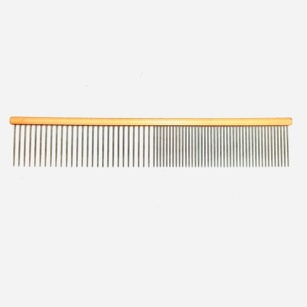 """8.5"""" Profesional Grooming Comb 50 Fine/50 Coarse Pins"""