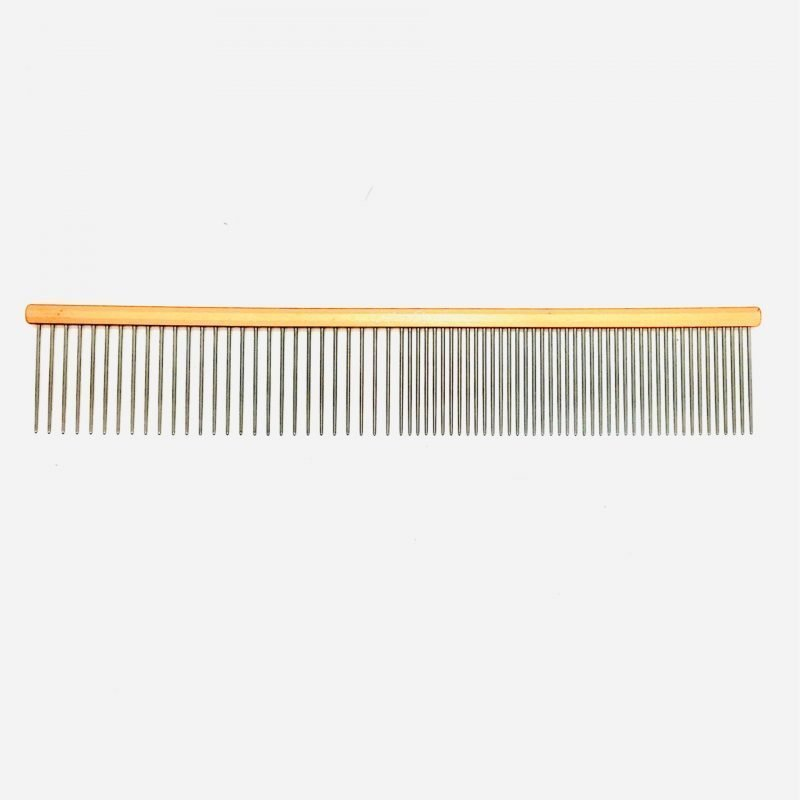 """8.5"""" Orange 50/50 Comb"""