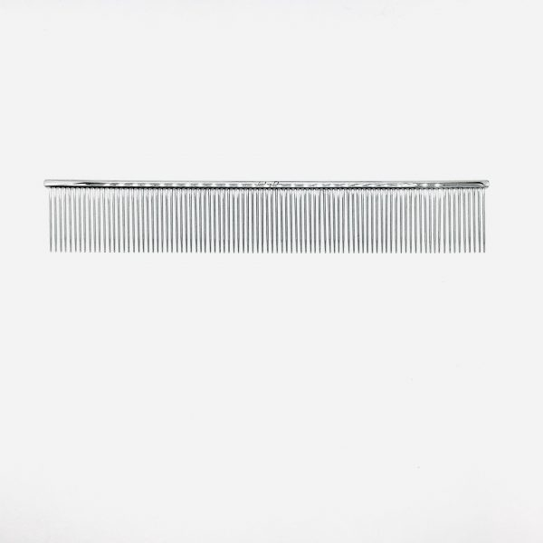 "9"" Fine Greyhound Tapered Comb"