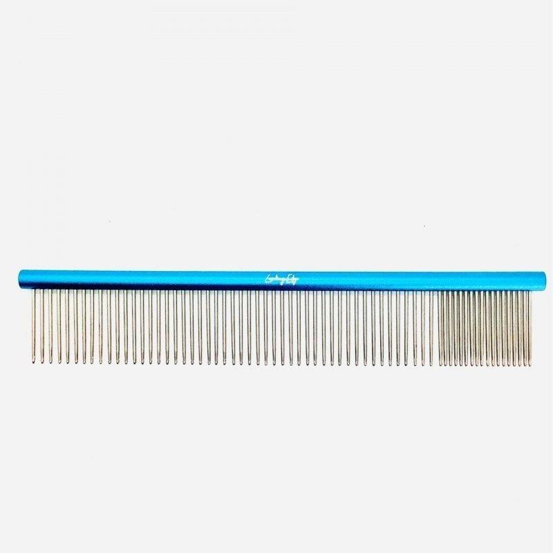 """10"""" Aluminum Comb (80/20) Round Spine"""