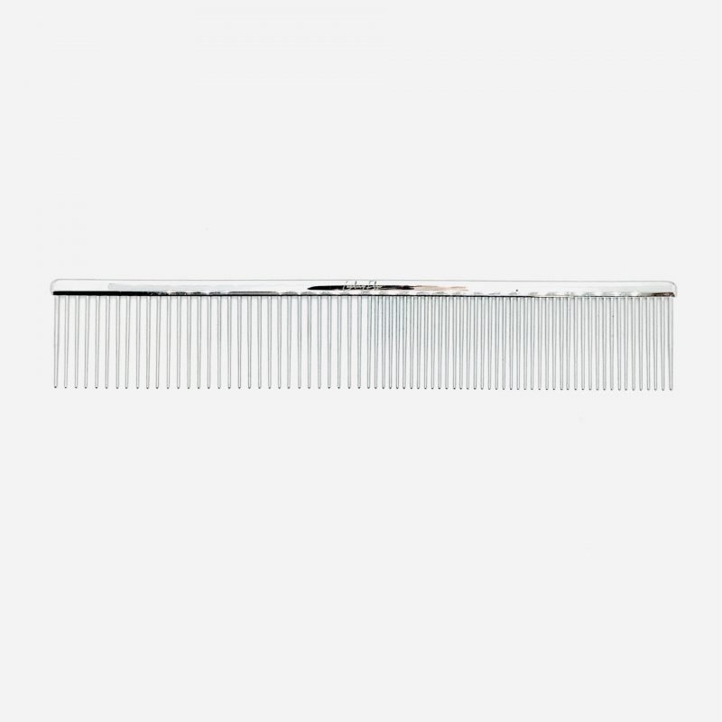 "8.5"" Stainless Steel 50/50 Comb"