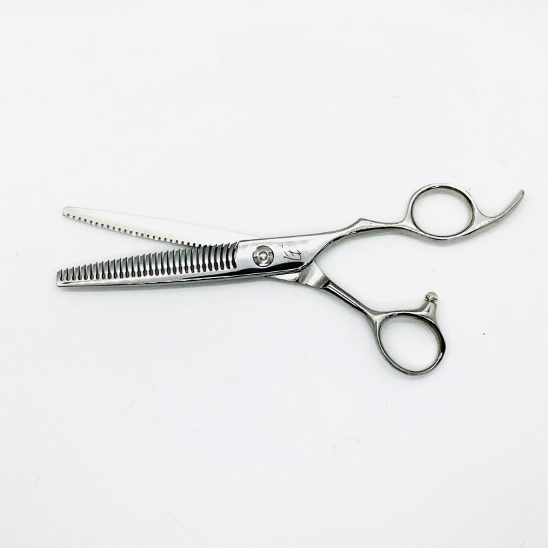 "6"" 30 Double Tooth VG-10 Stainless Steel Professional Grooming Thinners 2"