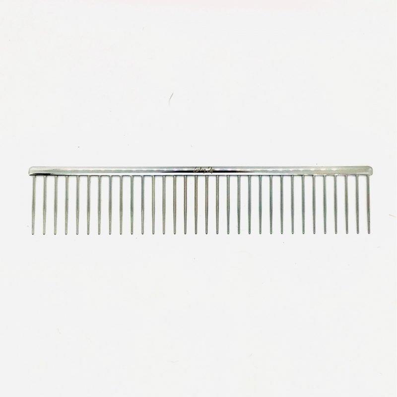 """8.5"""" Coarse Poodle Comb (1.5"""" Pins)"""