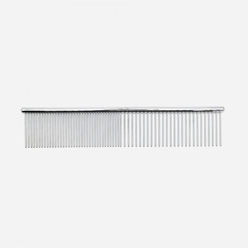 "7.5"" Chrome Carbon Steel Comb (50/50)"