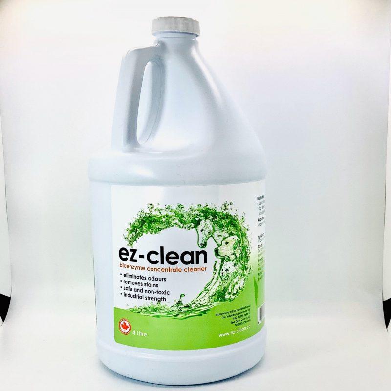 EZ Clean Biodegradable Cleaner - 4 Litre Bottle