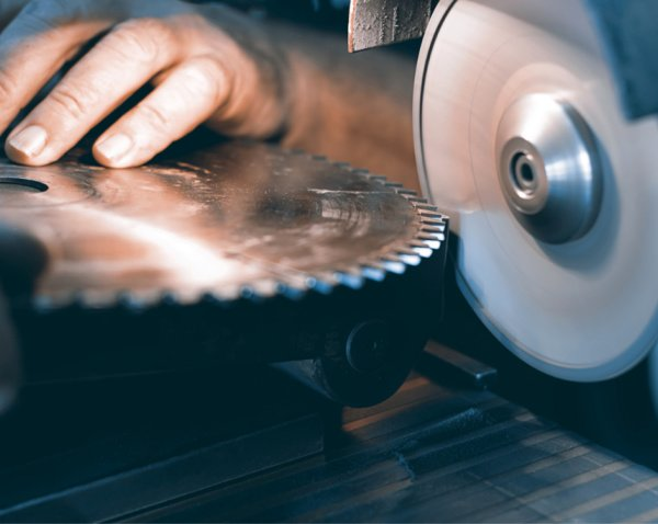 Industrial Sharpening Services