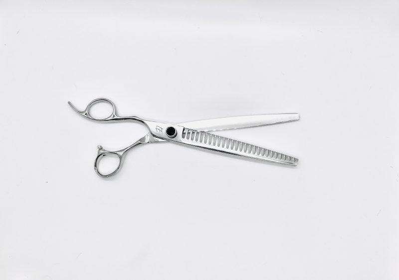 "8"" Left Handed Professional Grooming Chunker"