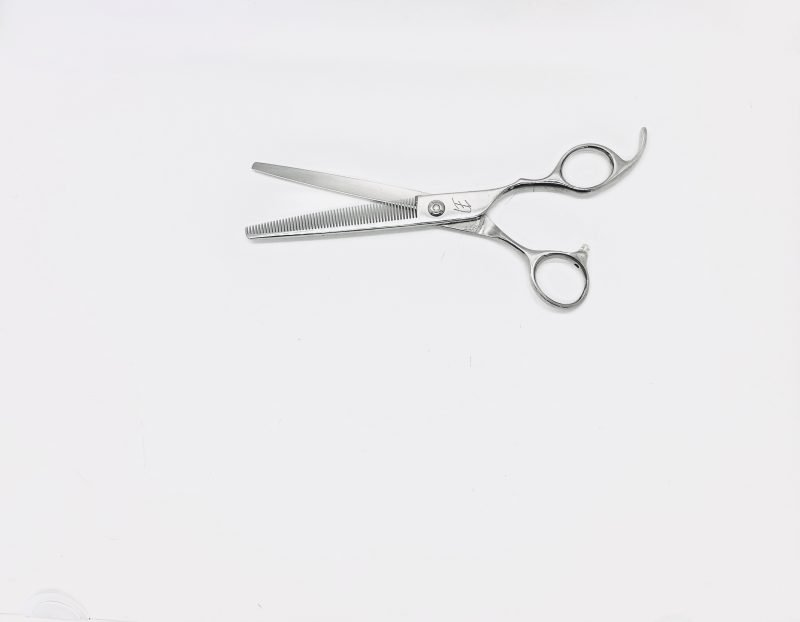 """Professional Pet Grooming Thinning Shear 56 Tooth 7"""" 1"""