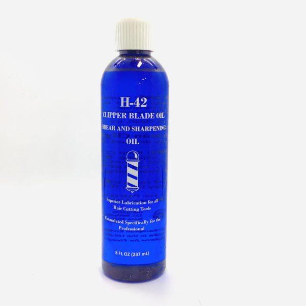 Professional Clipper Blade Oil/Scissor Oil H-42 8oz bottle